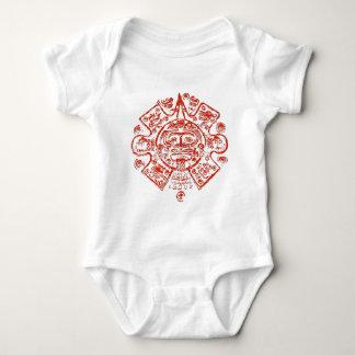 Mayan Calendar Image design T-shirts