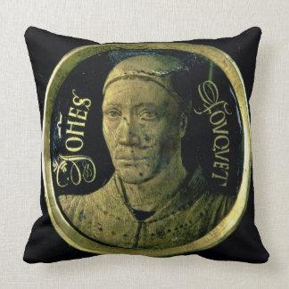 Médaillon d'autoportrait, c.1450 (émail sur le oreiller