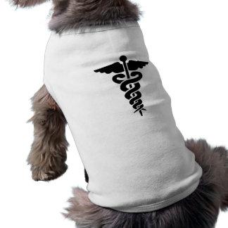 Medical Symbol Dog Tee Shirt