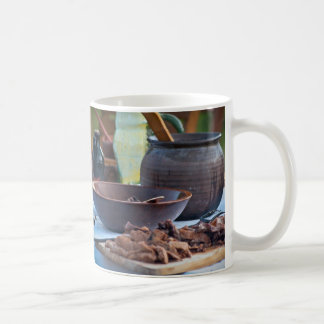 Medieval Cooking Photography Classic White Coffee Mug