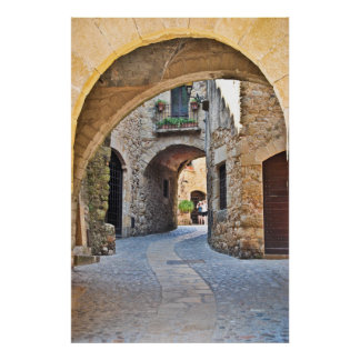 Medieval Spain Poster