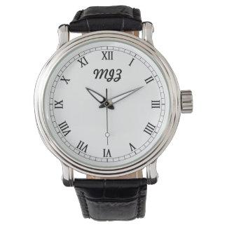Men's Classy Personalized Watch