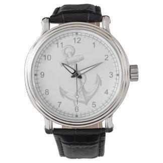 Men's Nautical Wristwatch