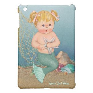 Mermaid Girl Case For The iPad Mini