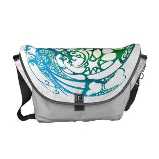 """messenger bag - """"fishing under the stars"""""""