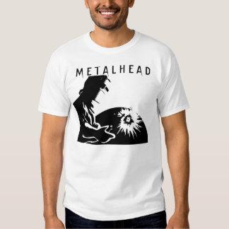 Metal Head Tshirt