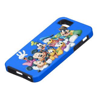 Mickey & Friends | Kneeling iPhone 5 Case