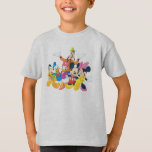 Mickey & Friends   Picture Perfect T-shirt