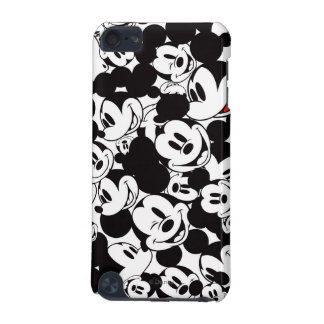 Mickey Mouse   Crowd Pattern iPod Touch 5G Covers