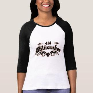 Milwaukee 414 shirts