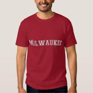 Milwaukee BY EKLEKTIX SHIRTS