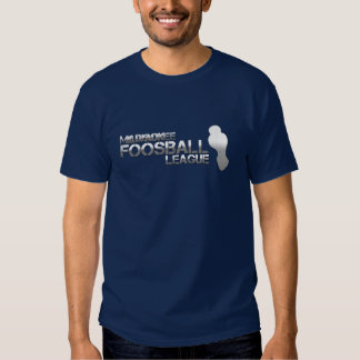 Milwaukee Foosball League Tshirt