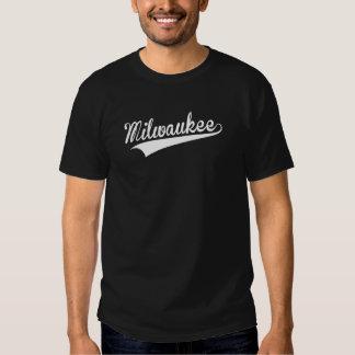 Milwaukee, Retro, T-shirt