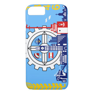 Milwaukee Wisconsin iPhone 7 case Barely There Cas