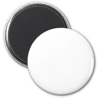 Modèle vide d'aimant magnet rond 8 cm