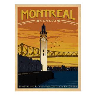 Montréal, Canada Carte Postale
