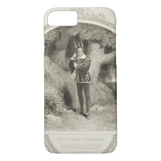 Mr J.P. Harley as Touchstone, Act V Scene 1, in As iPhone 7 Case