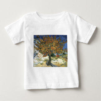 Mulberry Tree by van Gogh T-shirts