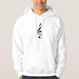 Music Note_ Hoody