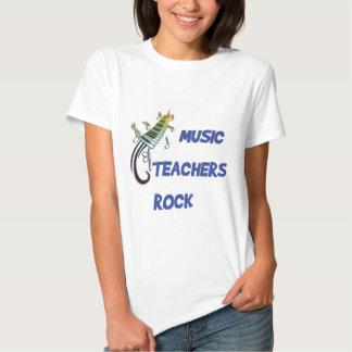 MUSIC TEACHERS ROCK SHIRTS