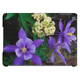 Mutant Columbine Wildflowers iPad Air Cases