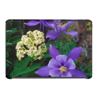 Mutant Columbine Wildflowers iPad Mini Covers