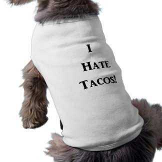 My Chihuahua is not the Taco Bell Dog Dog T Shirt