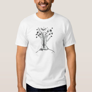 My Guitar Once Was A Tree T-shirt