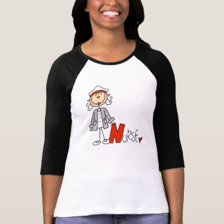 N is for Nurse T Shirt