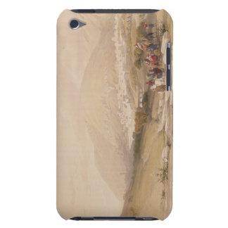 Nablous, ancient Shechem, April 17th 1839, plate 4 iPod Touch Case