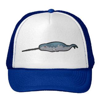Narwhal Trucker Hat