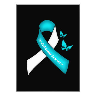 National Cervical Cancer Awareness Month Photographic Print