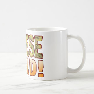 Nerd Blue Cheese Classic White Coffee Mug