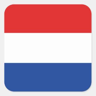 Netherlands Flag Sticker