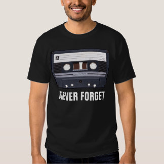 NEVER FORGET TAPE TEES