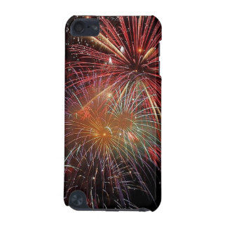 New Year Fireworks Sparkles iPod Touch (5th Generation) Case