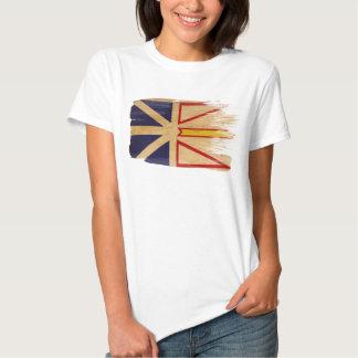 Newfoundland Flag T-shirts
