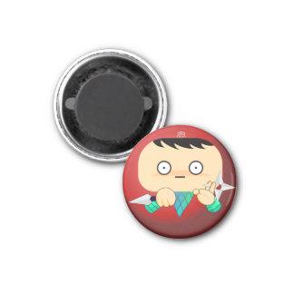 NINjA 1 Inch Round Magnet