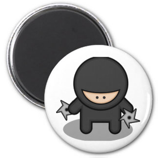 Ninja Skillz 2 Inch Round Magnet