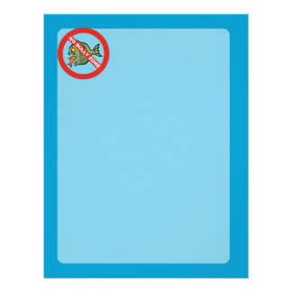 No Bully Zone Flyer Design