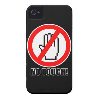 No Touch Blackberry Bold Case