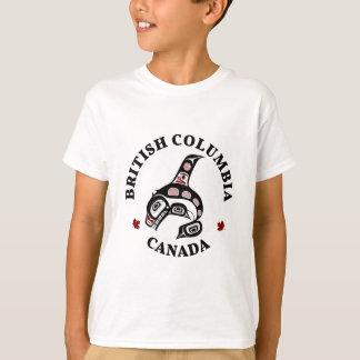 Northwest Pacific coast Haida art Killer whale T-shirts