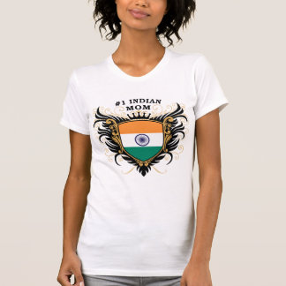 Number One Indian Mom Shirt