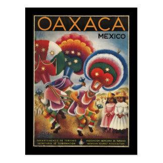 Oaxaca Mexico Postcard