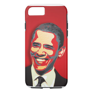 Obama Presidential Election Red iPhone 7 Case