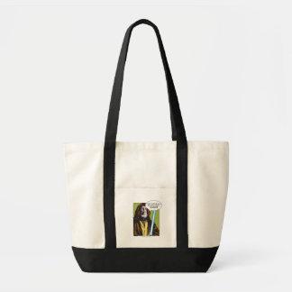 Obi-Wan Kenobi Comic Impulse Tote Bag