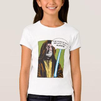 Obi-Wan Kenobi Comic Tee Shirts