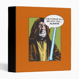 Obi-Wan Kenobi Comic Vinyl Binder