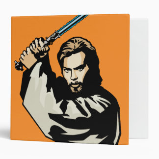 Obi-Wan Kenobi Icon Vinyl Binders