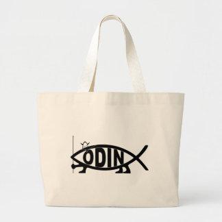 Odin Fish Jumbo Tote Bag